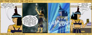 By The Gods 50! by DAZZY-P
