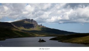 Old Man of Storr by saenjaina