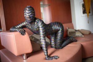 sexy zentai by daliabo