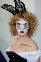 Alice in Wonderland themed by addicted-romantic