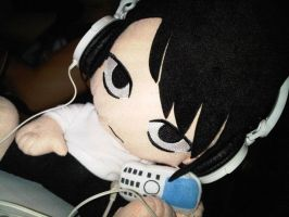 L plushie.. by Xuang