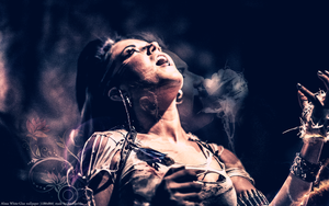 Alissa White-Gluz wallpaper by AnotherMe1