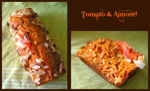 Tomato and Almond by Melhyria