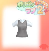 PL2 School vest top by Shion-x-Yiyi