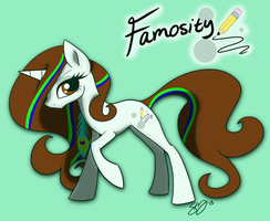 Famosity Pony by Famosity