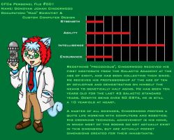 CFC Personel File 001 by ProfCinderwood