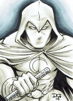 Moonknight PSC by mechangel2002
