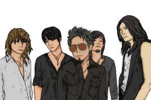 Dir en Grey Drawing 2010 by yoko-yakumo