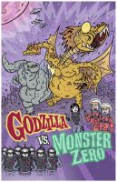 Godzilla Vs Monster Zero by Jon David Guerra by JonDavidGuerra