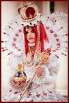 Trinity Blood: Your Queen by Astarohime