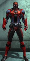 Spider-Man Sinister Six Armor (DC Universe Online) by Macgyver75
