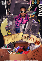 Dunk Affair Party Flier by PhreshSoldier