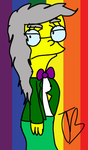 Mrs.Smithers by Rainbow-Heresys