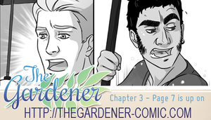 The gardener - Chapter 3 page 7 by Marc-G