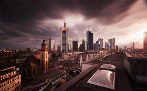 Frankfurt a.M. a thousand times by Regadenzia