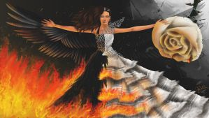 Fire of Freedom by Vanthica