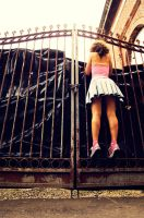 Curiosity killed the Cutie by scottjamesprebble