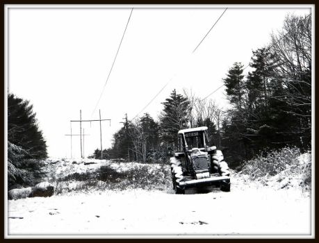Tractor by sarah5791