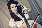 Charlotte - Cello 2 by Chamarjin