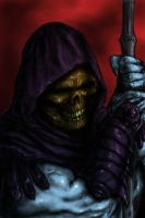Eskeletor acabado/ Skeletor finished by Jagoba