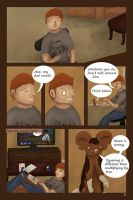 Quiddity- Conundrum Page 6 by Ramvling