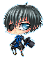 CHIBI - KS Ciel Phantomhive by Razon-Fan