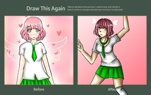 Draw This Again! :D by Sweetsunnyrain