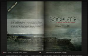 'A Creative Book' Web Application - 005 by aktell