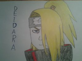 Deidara by MonsterGaara