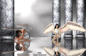 Angels in Waiting by LunarBerry