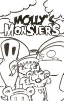 Molly's Monsters by lostincaulfields