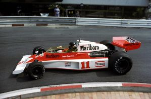James Hunt (Monaco 1976) by F1-history