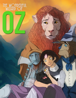 The Wonderful Wizard of Oz by Domnics