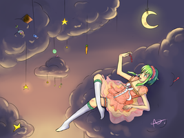 Candy Gumi by Imahuu
