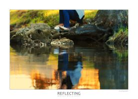 REFLECTING by micahgoulart
