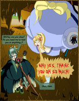 Your Party Has Been Inflated by josephstaleknight