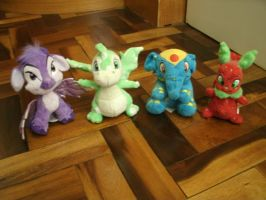 Neopets Collection 2 by kirarachan