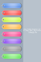 #1 Png Buttons Pack by Ainhel