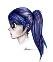 Hair Practice by Smileyface102g