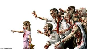 WWZ -Zombie attack by Rofelrolf
