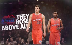 They Rose Above All Clippers Wallpaer by lisong24kobe