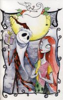 Nightmare before Christmas by lilie-morhiril
