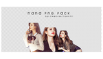 41 / NANA PNG PACK by NWE0408