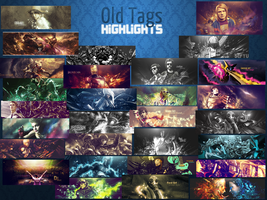 Old tags Highlights by cestnms