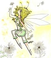 Seed fairy by Flylend