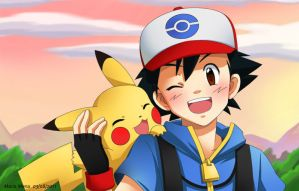 Pokemon BW - Forever Together