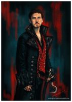 Killian Jones by AnodineduLac