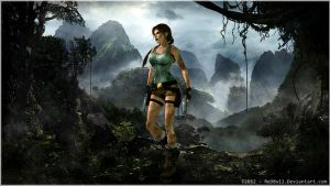 Tomb Raider by ReD8ull