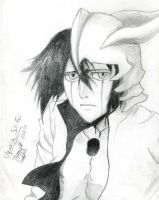 For Dani: Ulquiorra by mrtysh