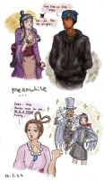 Ace Attorney: 7 Years Later... by Guymay